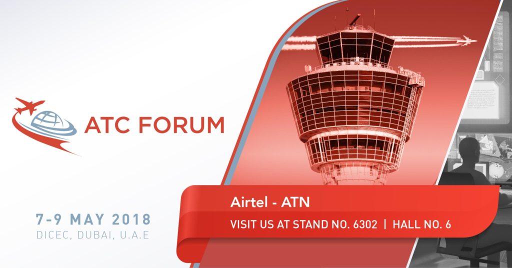 Visit Airtel at the ATC Forum in Dubai 2018
